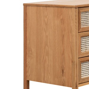 Emmy Rattan Chest Of Drawers