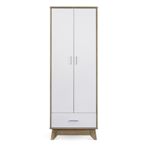Two Door Wardrobe Scandinavian Wardrobe