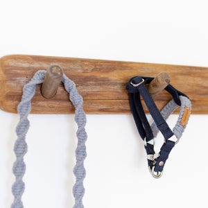 Malibu Harness | Linen & Recycled Cotton - Storm