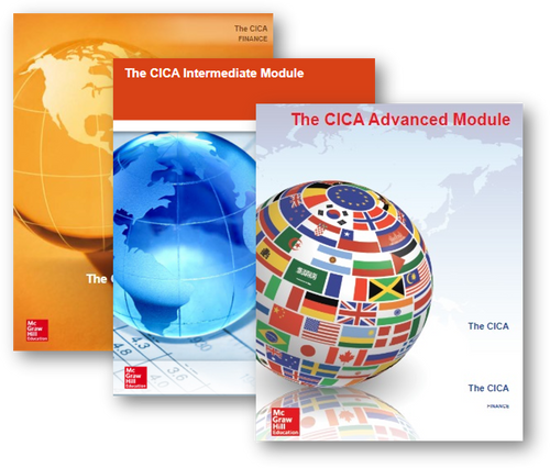 The CICA Advanced Module Bundle - 1yr Subscription - $69.99/month