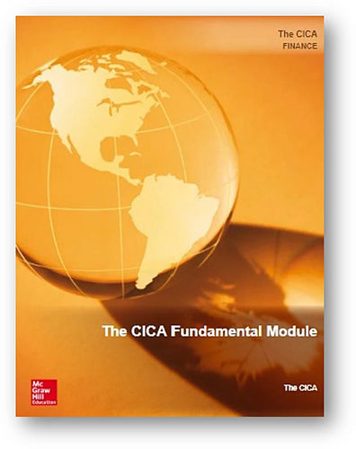 The CICA Fundamental Module - 1yr Subscription - $29.99/month