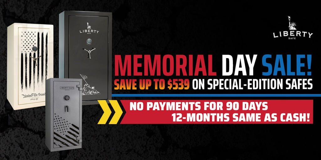 Liberty Safe Memorial Day Sale