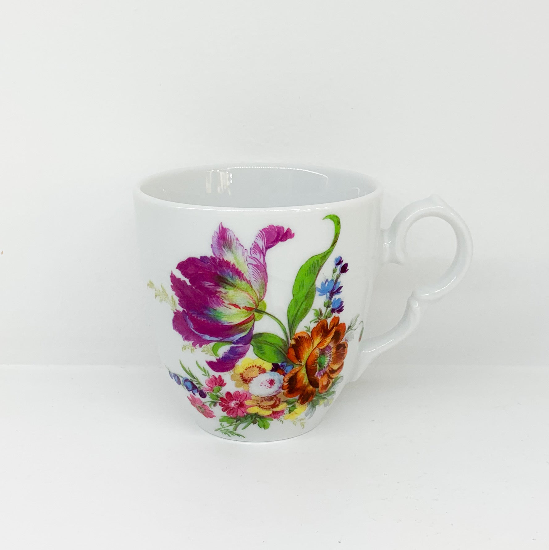Κούπα Fryderica Meissen Flower purple