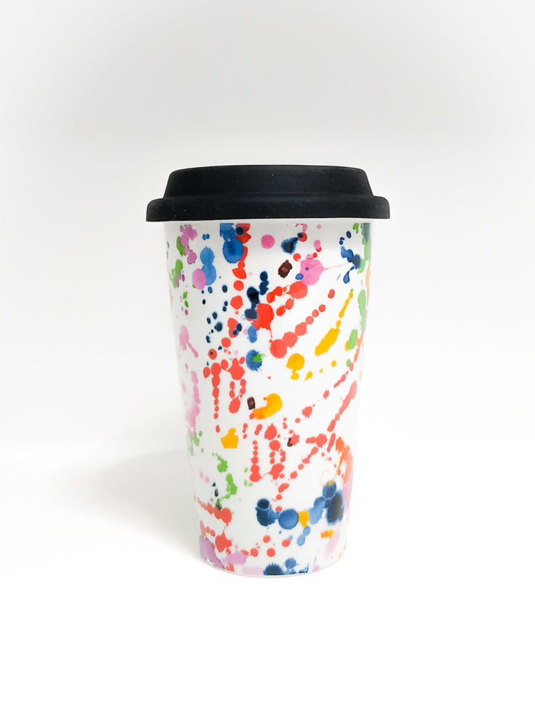 Travel mug Double wall Splash