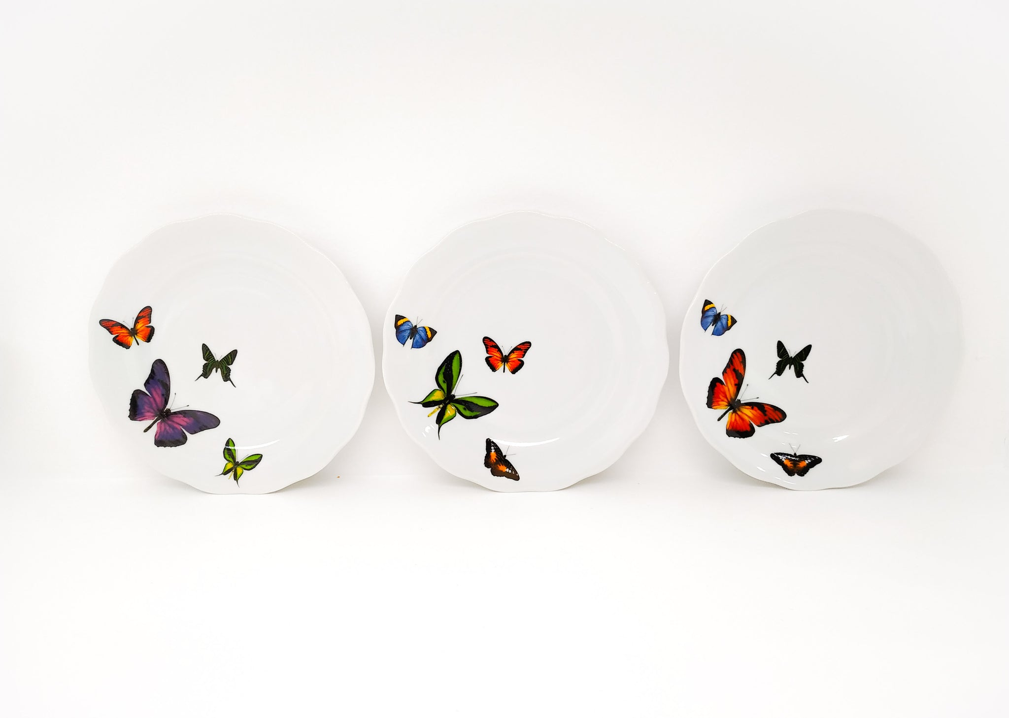Σετ πάστας Butterflies Parade Set of 6