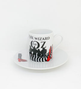 Φλιτζάνι Espresso The Wizard of Oz