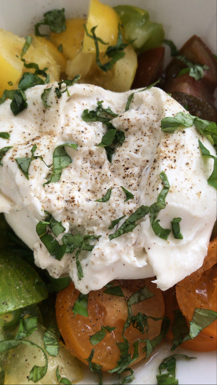 Burrata ultra crémeuse
