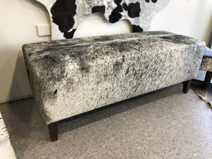 Speckled Park Lifestyle Ottoman