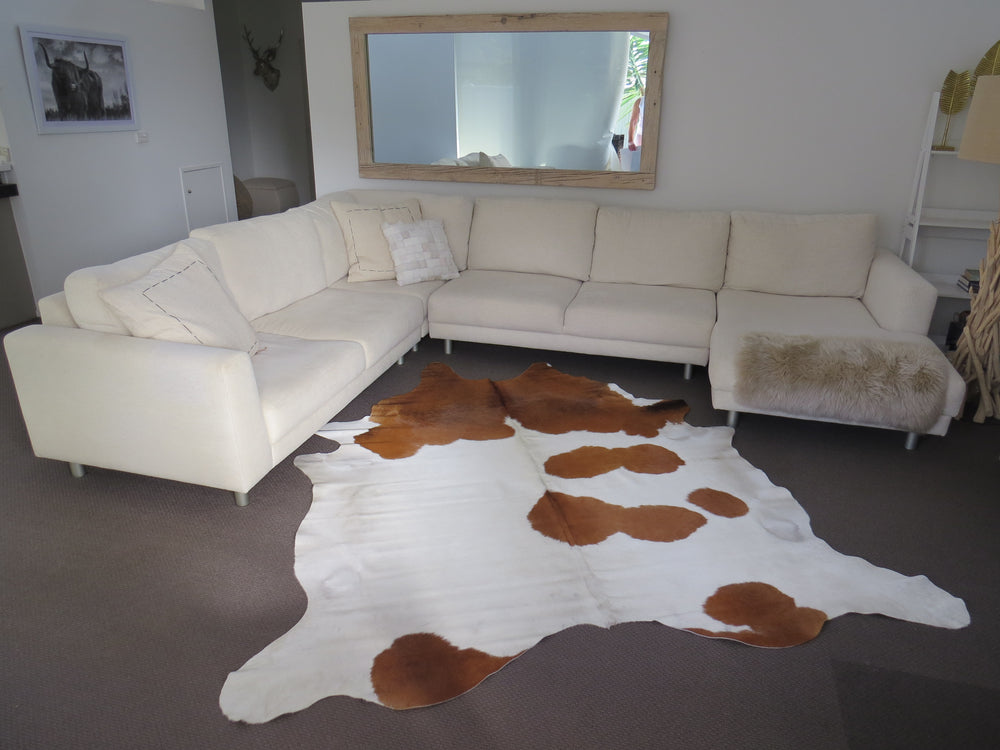SALE Large Cowhide - Ayrshire