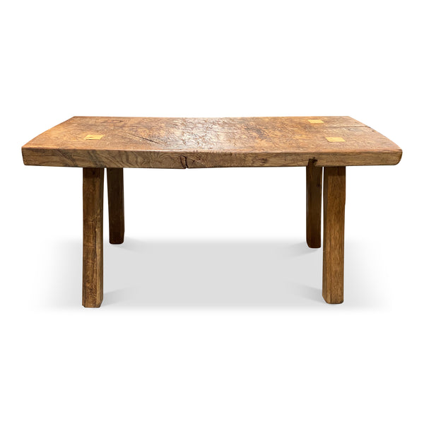 Butcher Block Table • No.103-1