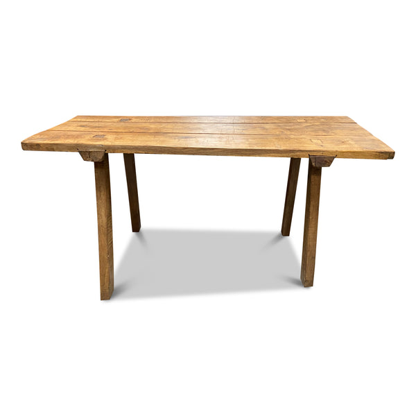Butcher Block Table • No.103-2