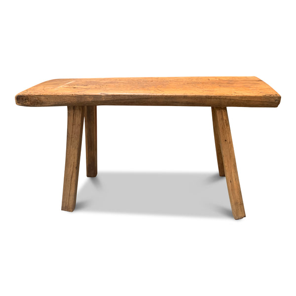 Butcher Block Table • No.103-3