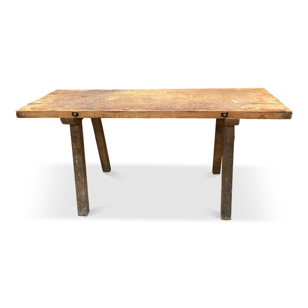 Butcher Block Table • No.11