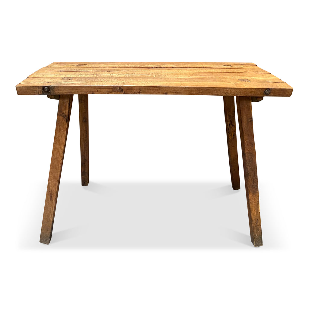 Butcher Block Table • No.71