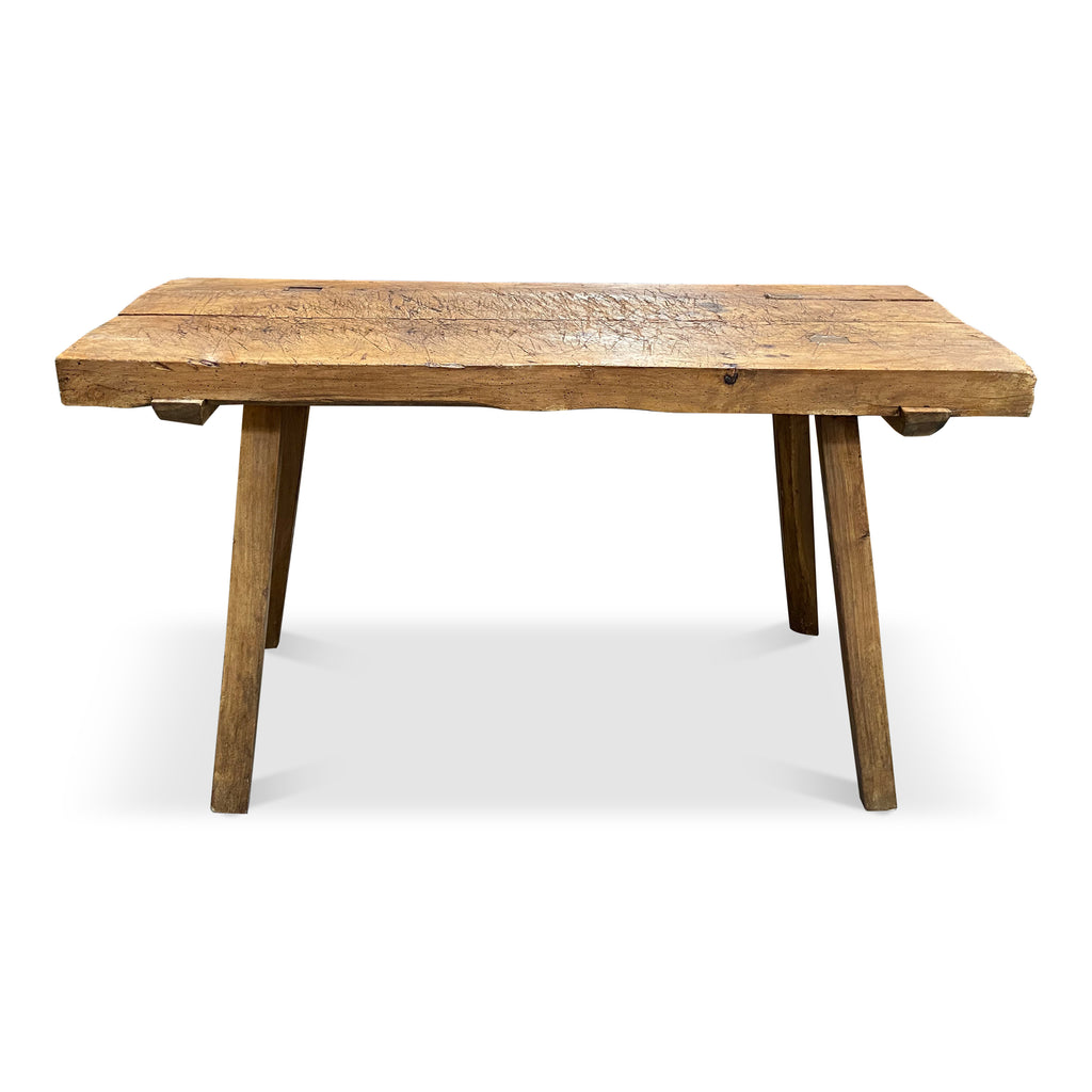 Butcher Block Table • No.81