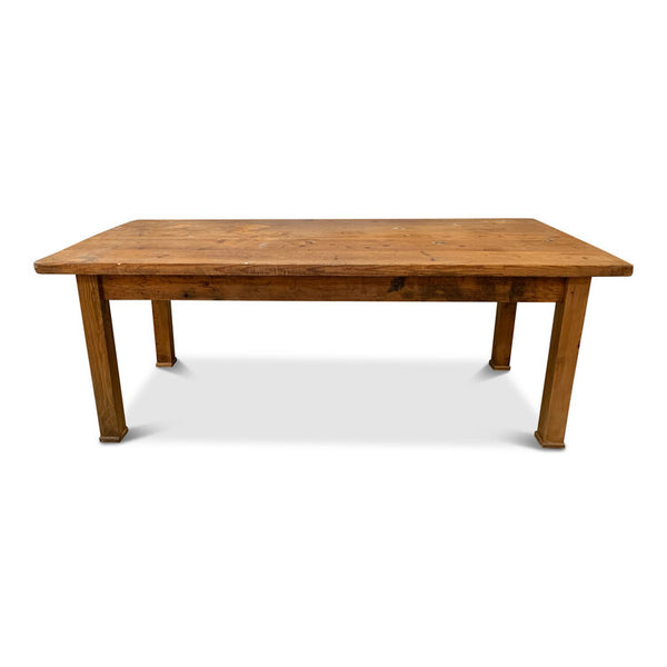 French Farmhouse Table Width