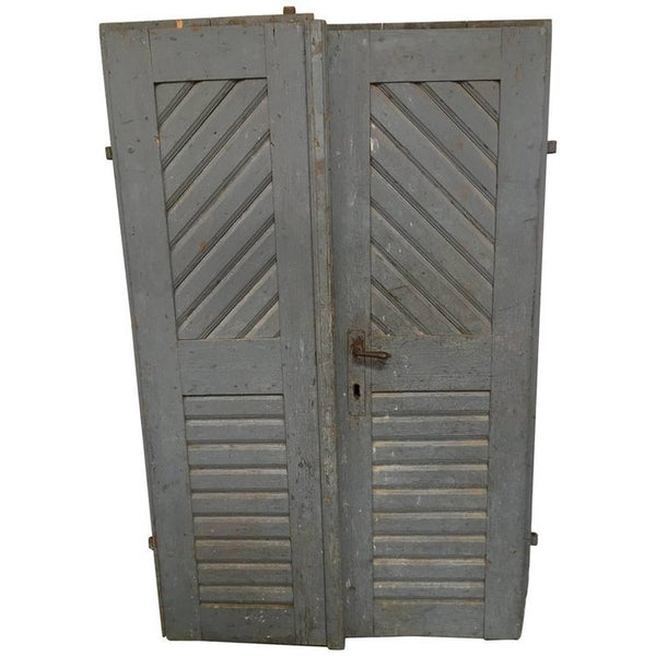 Antique Farm Doors