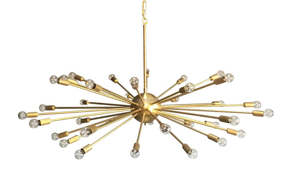 "47"" deKor Sputnik Pendant Light 47 in. diameter"