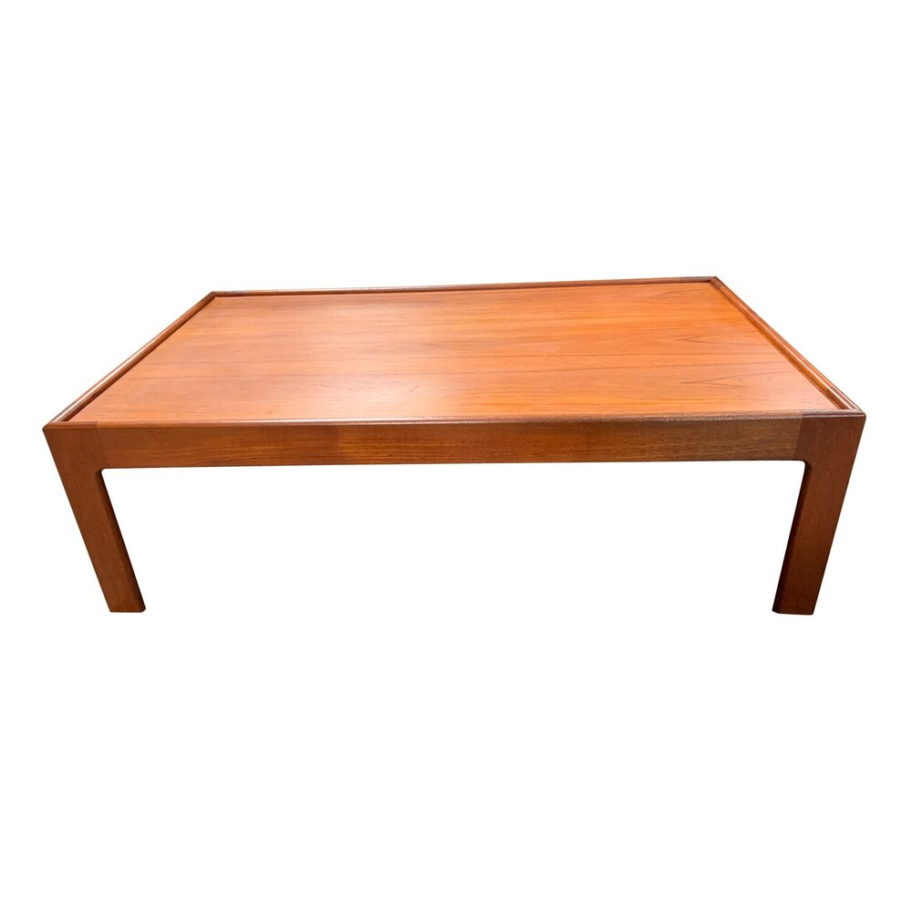 "Mid-Century Coffee Table 51""W x 30""D x 16""H"