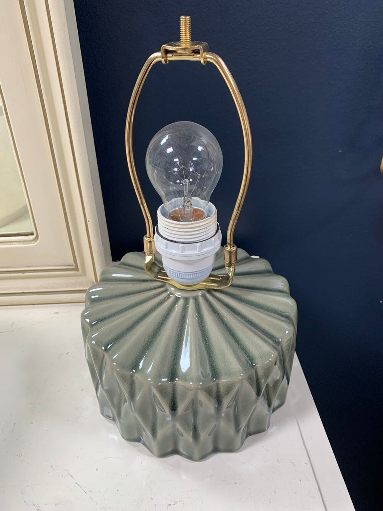 Pair of Vintage Ceramic Lamps