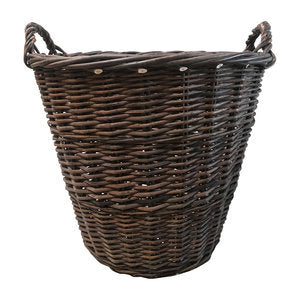 Vintage Tall Basket