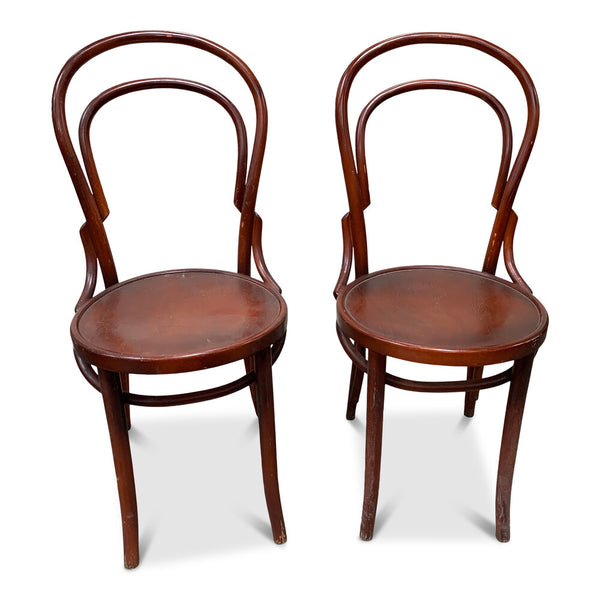 Vintage Bentwood Dining Chairs