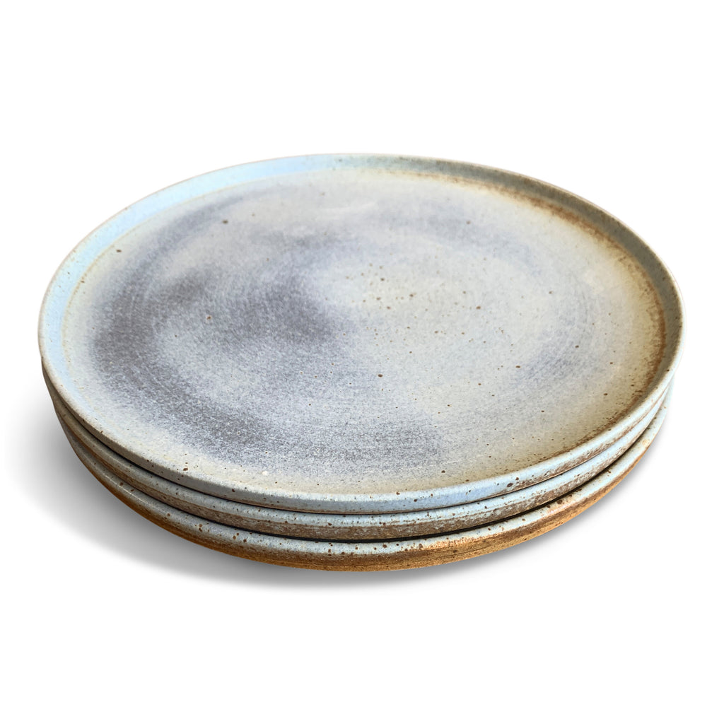 Awhai Ceramic Plate - Blue