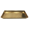 Decorative Hammered Vanity Trays & Bins - Nusteel