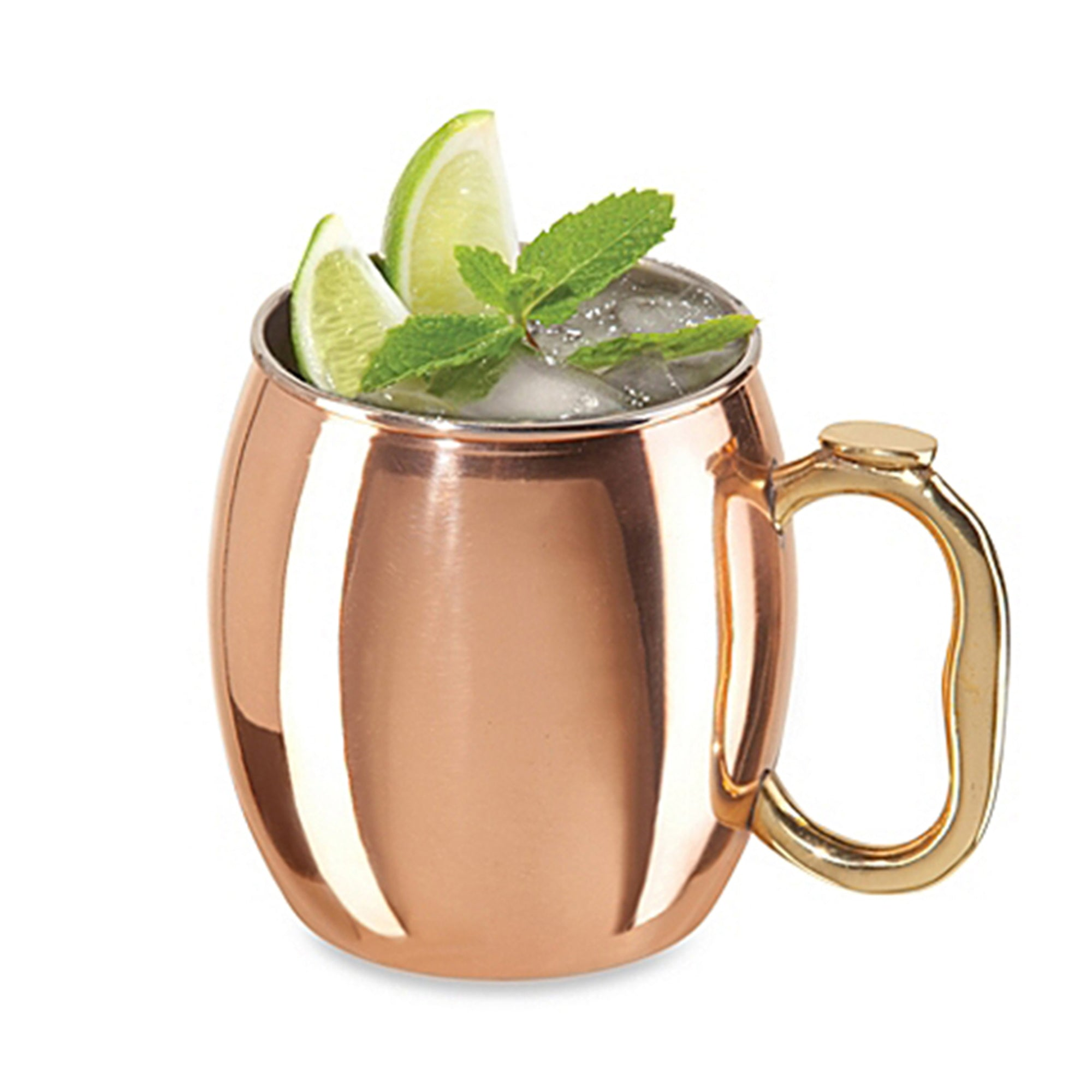 Moscow mule mug - copper plated 22oz MM-51