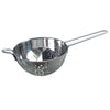 Scoop Colander With Long Handle - Nusteel