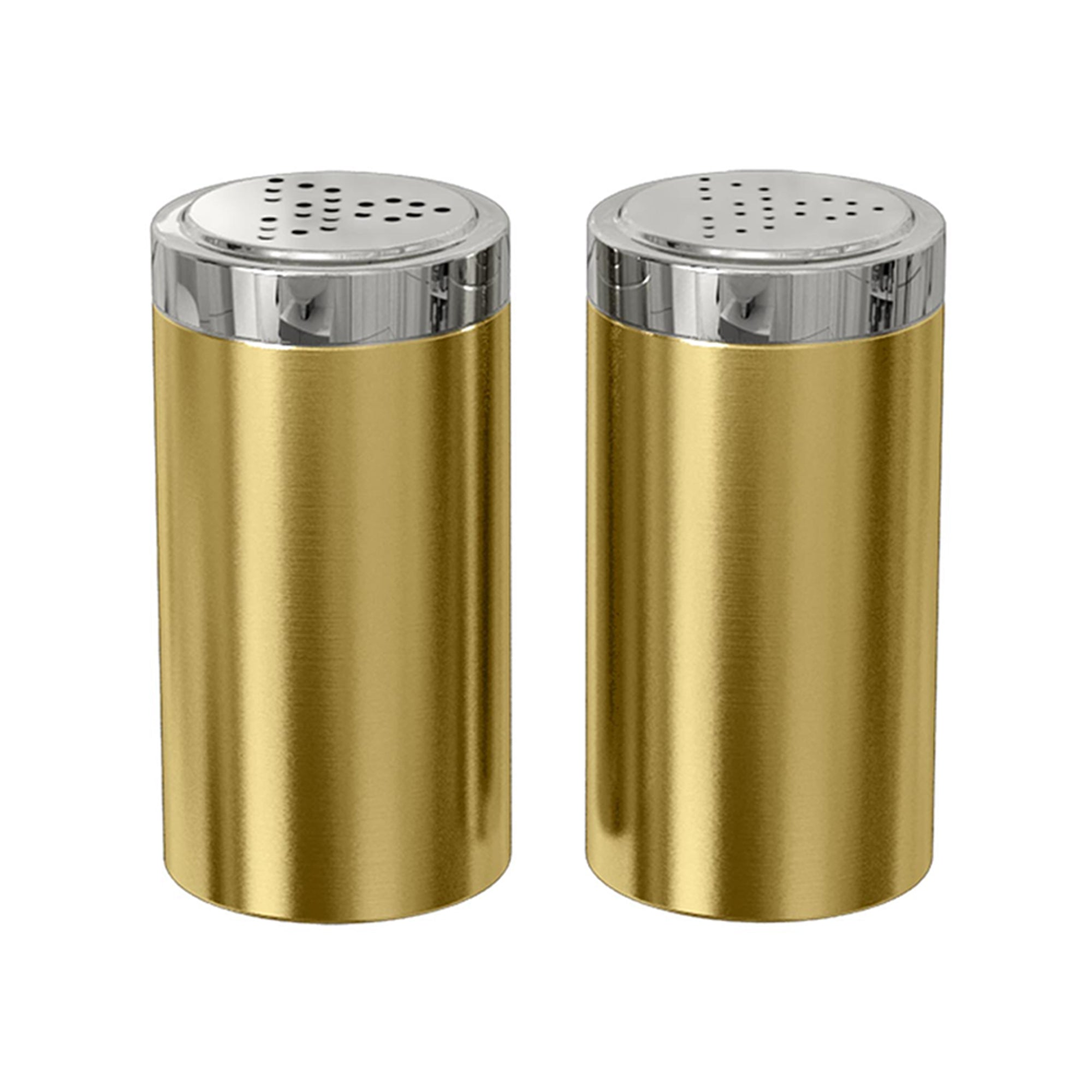 JUMBO SALT & PEPPER SHAKER - Nusteel