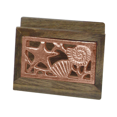 BURNT WOOD KITCHEN COLLECTION - COPPER FINISH - Nusteel