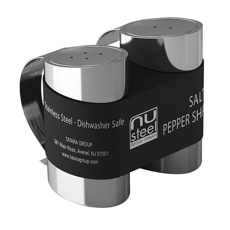 SALT & PEPPER SHAKER SS 304 TG-SP-10 - Nusteel