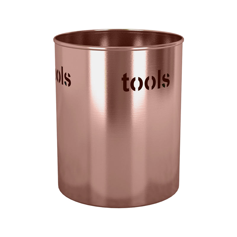 Utensils Holder With Tool Cutout - Nusteel