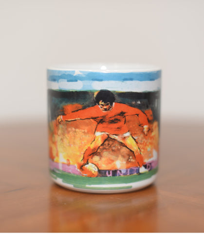 George Best Limited Edition Mug