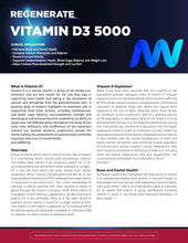 Load image into Gallery viewer, Vitamin D3 5000 - 120 Capsules