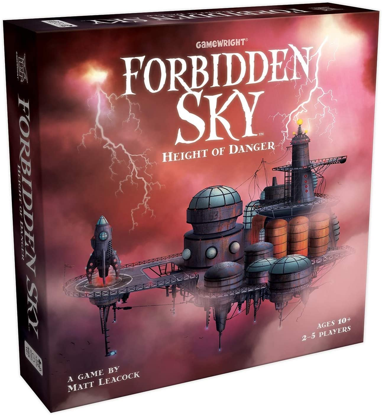 Forbidden Sky | Up North Games
