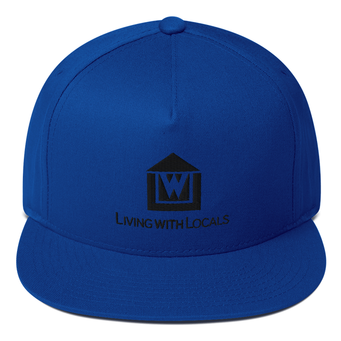 Living With Locals SnapBack