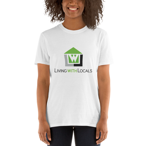 Living With Locals Short-Sleeve Unisex T-Shirt