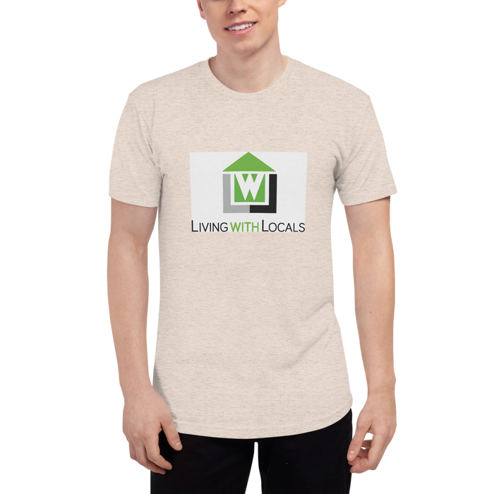 Living With Locals Unisex Shirt