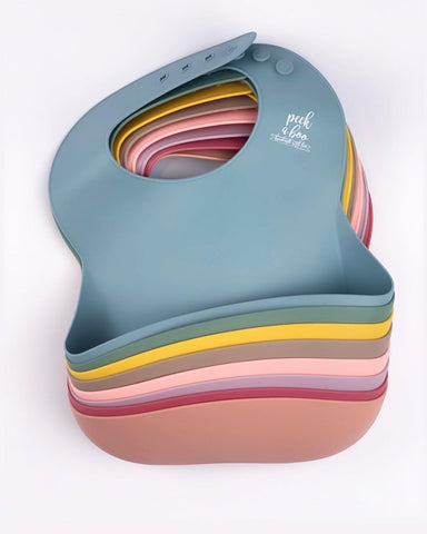 Silicone Food Bibs