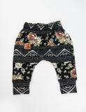 Take home baby outfit geometric floral