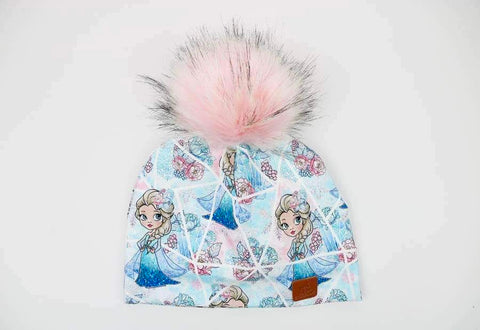 3 Season Toque Frozen