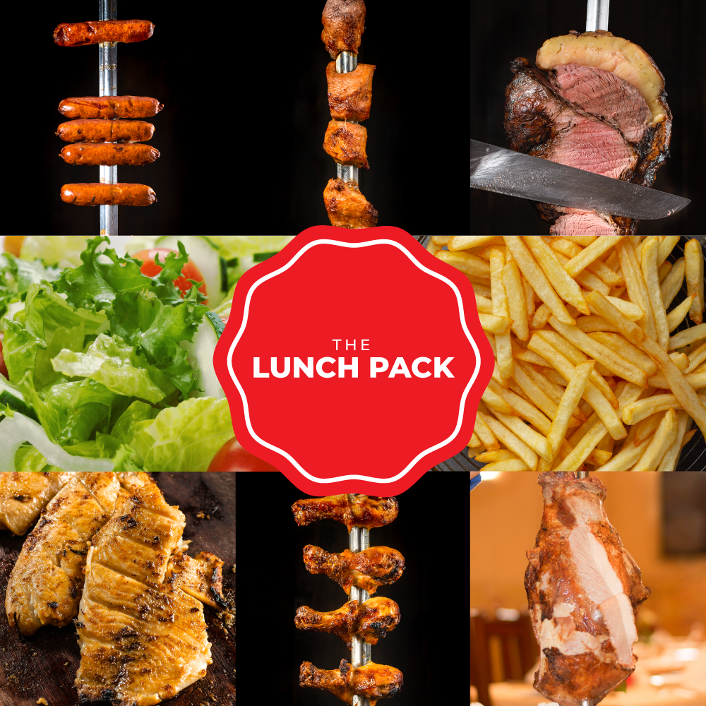 Fogo Lunch Pack