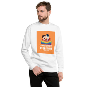 Open image in slideshow, #Equality Unisex Fleece Pullover