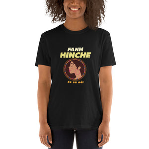 Open image in slideshow, Fanm HINCHE Short-Sleeve Unisex T-Shirt