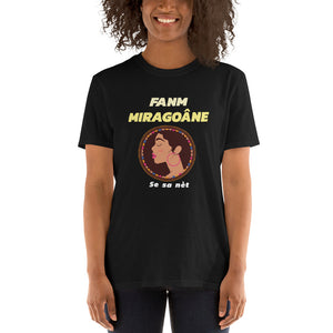 Open image in slideshow, Fanm Miragoâne Short-Sleeve Unisex T-Shirt