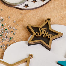 Load image into Gallery viewer, Our Shining Star Personalised Keyring