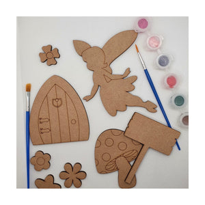 Kids Craft Pack - Fairy