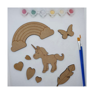 Kids Craft Pack - Unicorn